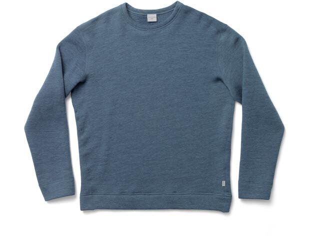 Houdini Alto Crew sweater Herrer, blå